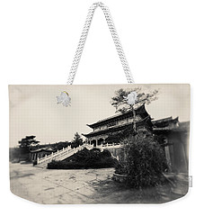China #0640 Weekender Tote Bag by Andrey Godyaykin