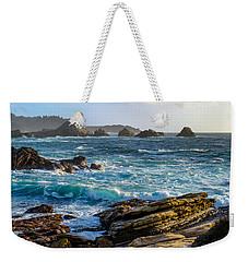 China Cove Weekender Tote Bag by Derek Dean
