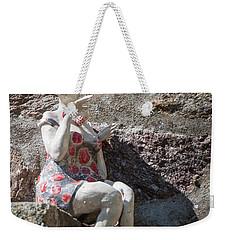 China Girl Weekender Tote Bag
