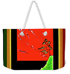 China Island Trees Weekender Tote Bag