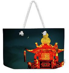 China Nights Weekender Tote Bag