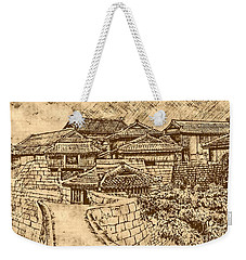 China Village Weekender Tote Bag