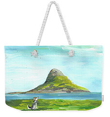 Chinamans Hat Island  Weekender Tote Bag
