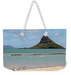 Chinamans Hat Oahu Weekender Tote Bag