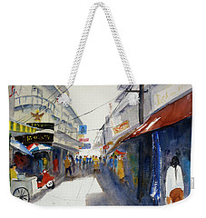Chinatown, Bangkok Weekender Tote Bag by Tom Simmons