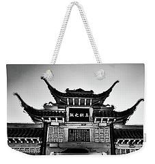 Chinatown L A Weekender Tote Bag