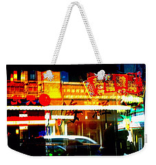 Chinatown Window Reflections 2 Weekender Tote Bag