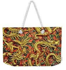 Chinese Dragons Weekender Tote Bag
