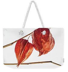 Chinese Paper Lantern Pods Weekender Tote Bag