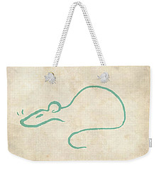 Chinese Zodiac The Rat II Weekender Tote Bag