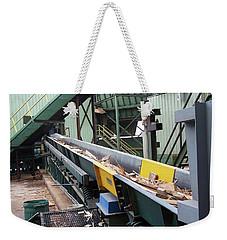 Chipper Weekender Tote Bag