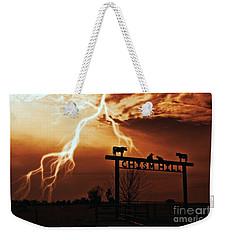Chism Hill Weekender Tote Bag