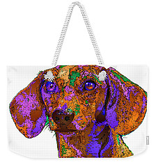 Chloe. Pet Series Weekender Tote Bag
