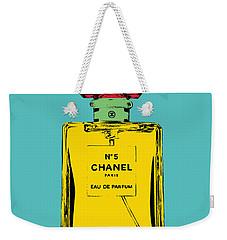 Chnel 2 Weekender Tote Bag