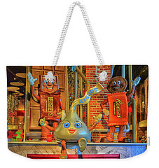 Chocaholics Unite Weekender Tote Bag