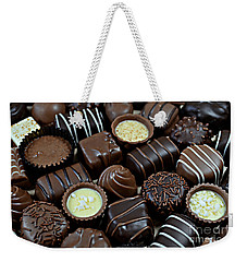 Chocolates Weekender Tote Bag