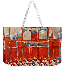 Choir And Organ Weekender Tote Bag