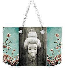 Choose Happiness Weekender Tote Bag