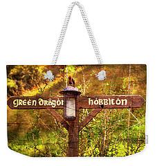Choose Your Path Weekender Tote Bag