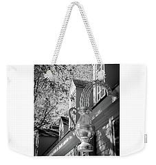 Chowning Weekender Tote Bag by Stefanie Silva