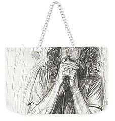 Chris Cornell Weekender Tote Bag