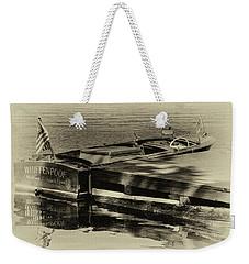 Vintage Chris Craft - 1958 Weekender Tote Bag
