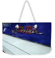 Chris Craft Corsair Weekender Tote Bag