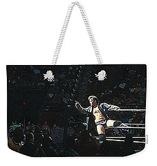 Chris Jericho Y2j Weekender Tote Bag