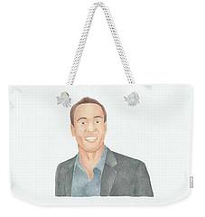 Chris Klein Weekender Tote Bag