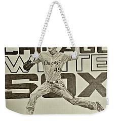 Chris Sale Weekender Tote Bag