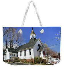 Christ Church Episcopal Of Port Jefferson Weekender Tote Bag