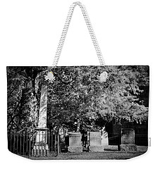 Christ Church Graveyard Weekender Tote Bag