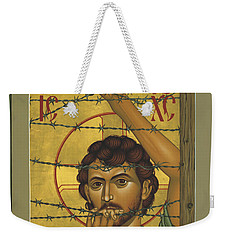 Christ Of Maryknoll - Rlcom Weekender Tote Bag