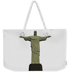 Christ The Redeemer Brazil Weekender Tote Bag