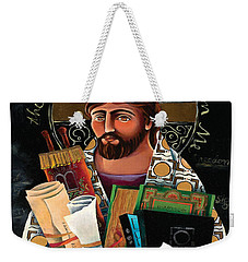 Christ The Teacher - Mmctt Weekender Tote Bag