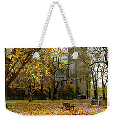 Christchurch Cathedral Weekender Tote Bag