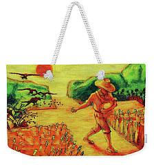 Christian Art Parable Of The Sower Artwork T Bertram Poole Weekender Tote Bag