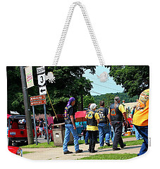 Christian Motor Cyclists Association Weekender Tote Bag
