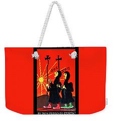 Christian Pilgrims In Converse Weekender Tote Bag