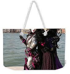 Christine And Gunilla Across St. Mark's  Weekender Tote Bag