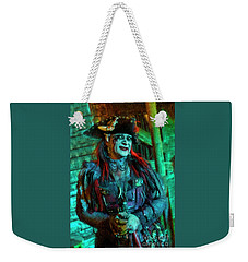 Christine Campiotti And Hunted House Weekender Tote Bag