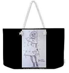 Christinne Weekender Tote Bag
