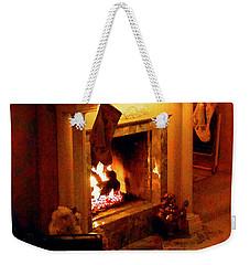 Christmas At Reilly's Weekender Tote Bag