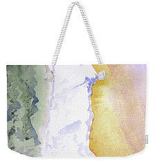 Christmas Candle 2 Weekender Tote Bag