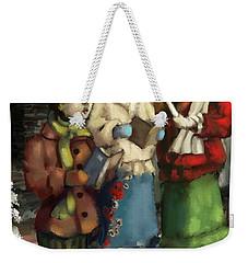 Christmas Carol 2 Weekender Tote Bag