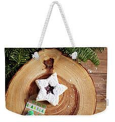 Christmas Cookies Weekender Tote Bag
