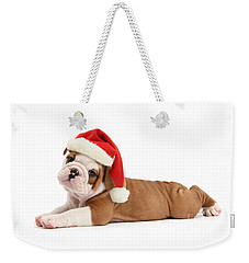 Christmas Cracker Weekender Tote Bag
