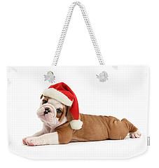 Christmas Cracker Weekender Tote Bag