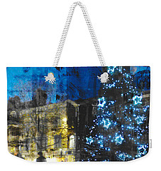 Christmas Eve Weekender Tote Bag