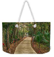 Christmas In Florida Weekender Tote Bag